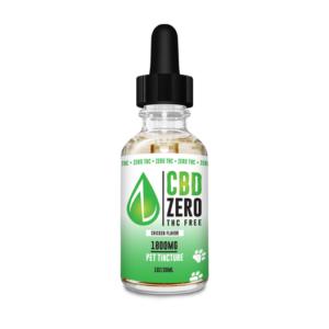 CBD Zero Pet Tincture